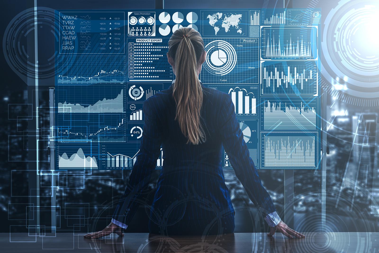 Business Intelligence para facilitar a gestão