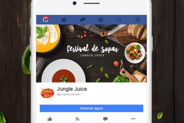 Jungle Juice – Mídias Sociais