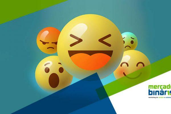 Como o marketing deve usar emojis.