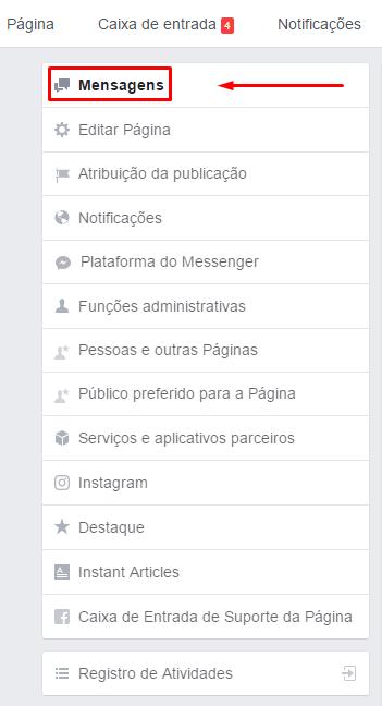 Como colocar respostas automáticas na sua página do Facebook!Como colocar respostas automáticas na sua página do Facebook!