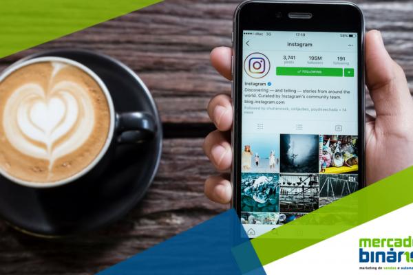 Novidades Instagram- Hashtag e Location Stories