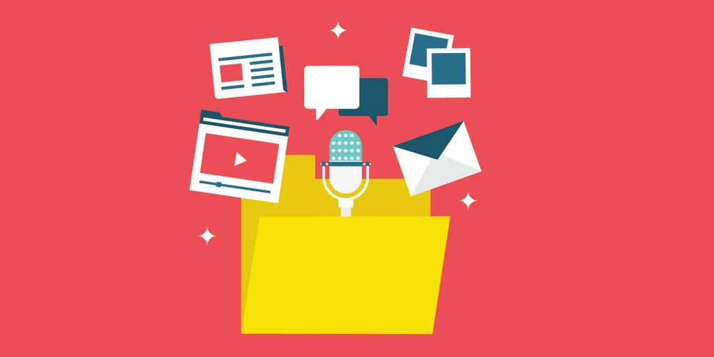 Vídeo, texto ou podcast- qual é mais importante para a sua empresa-