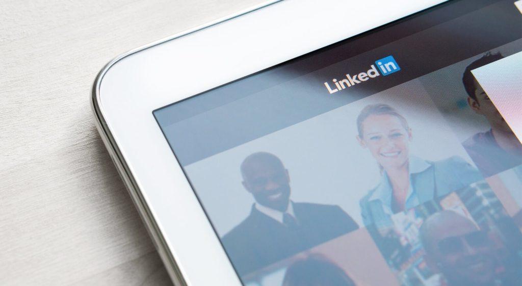 LinkedIn é a rede social em destaque para 2018