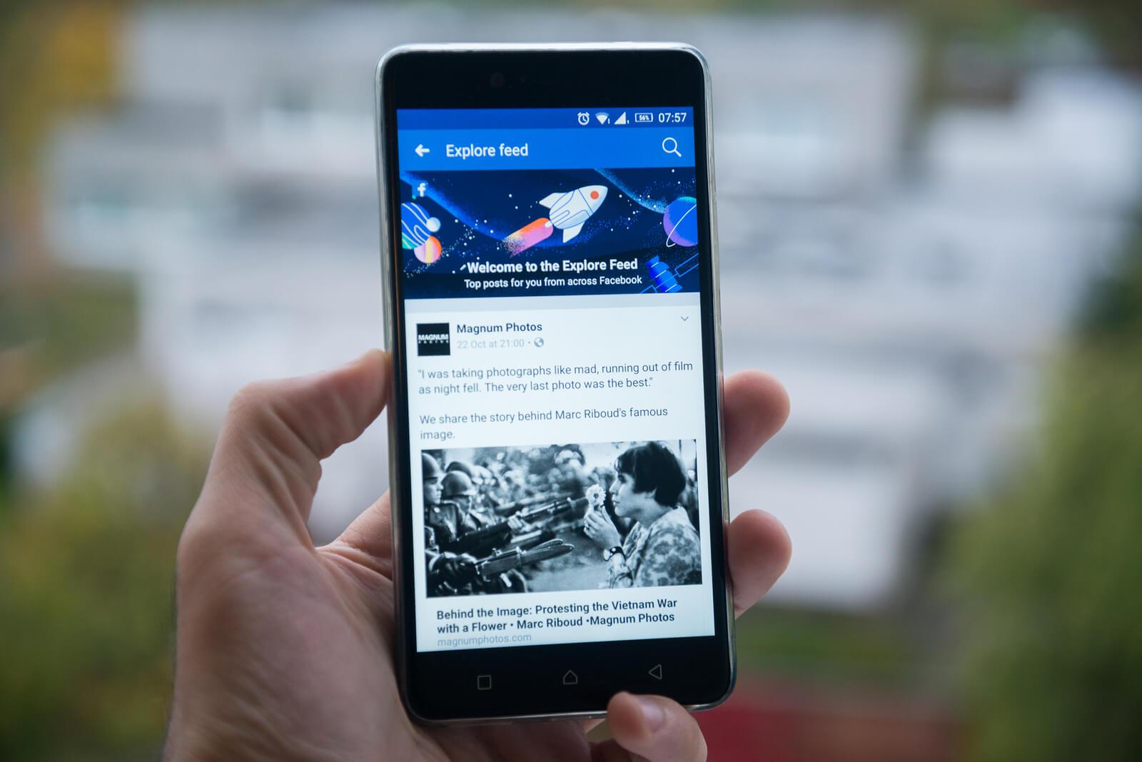 Como se preparar para a diminuição do alcance das páginas no Facebook