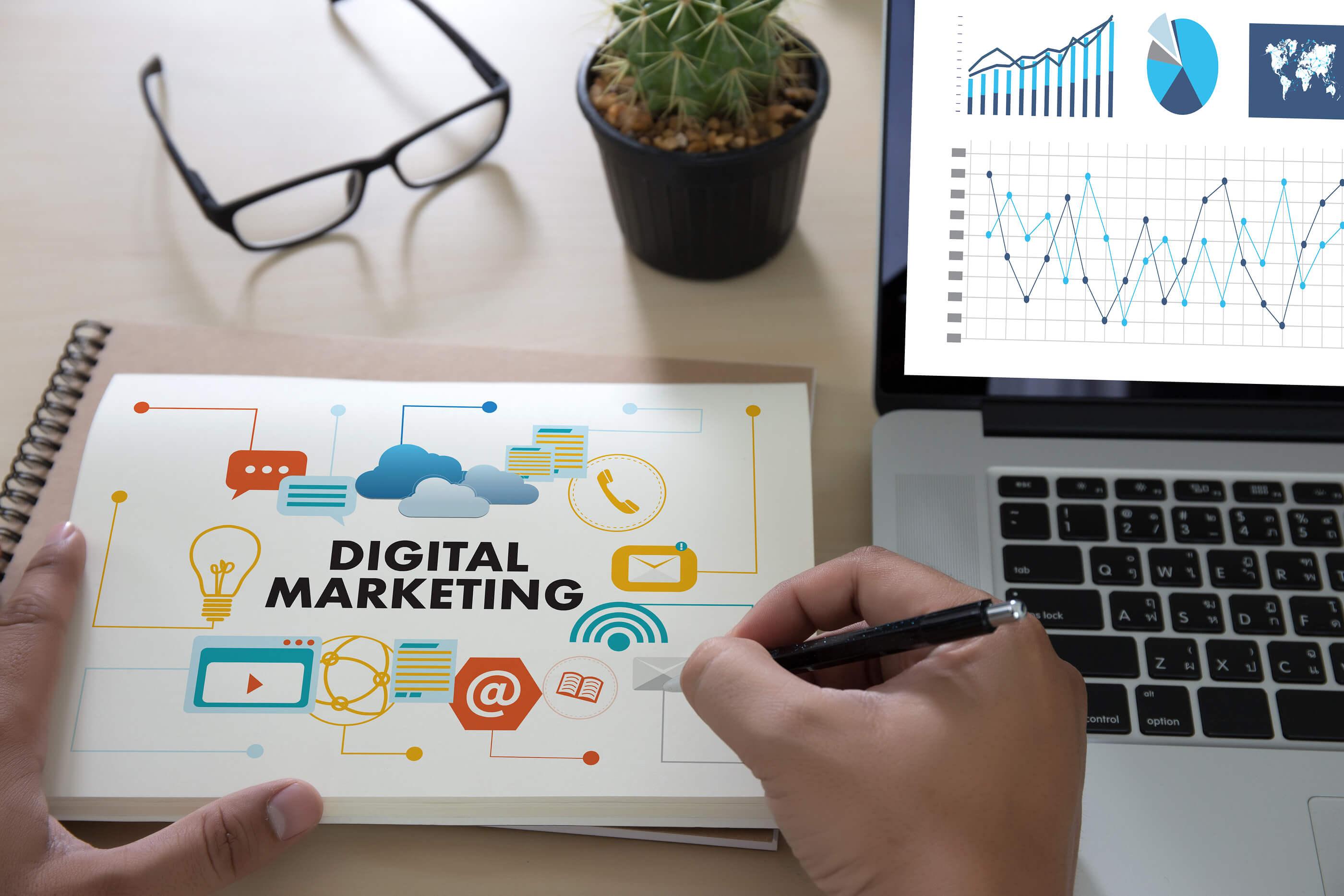 Entenda qual é o papel de uma agência de marketing digital - Blog MB