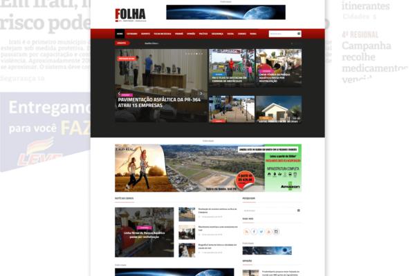 Folha de Irati: Notícias de Irati e região Centro-Sul do Paraná