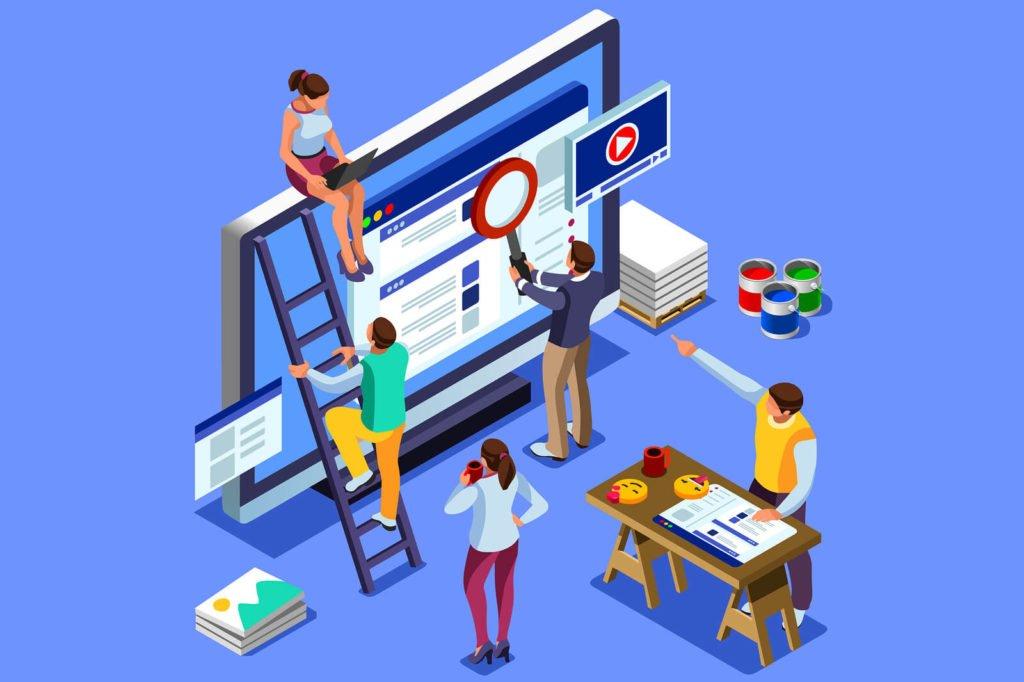Agência de marketing digital focada em resultados e inteligência artificial