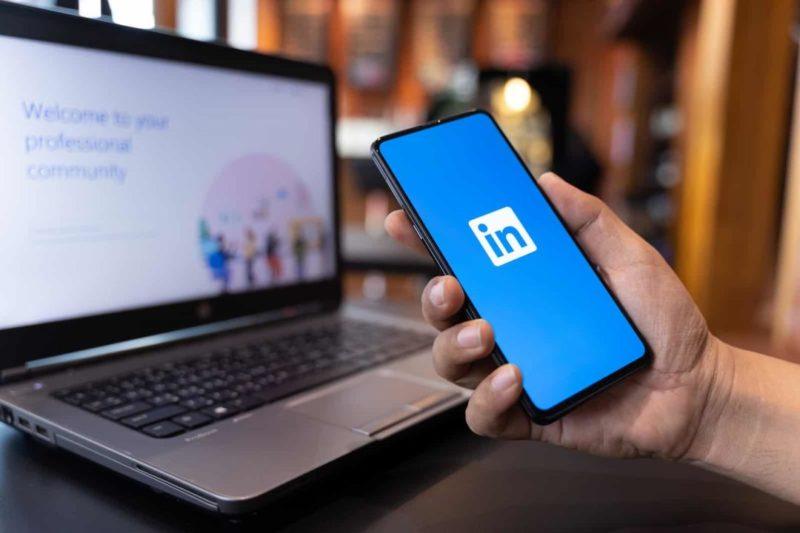 3 motivos para sua empresa estar no LinkedIn | Mercado Binário, agência de marketing digital